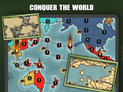 B&H: WW2 Strategy, Tactics and Conquest MOD APK 5.31.1 (Ads Free) 10