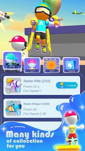 Paint Warrior 1.0.1 screenshots 1