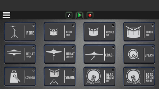 Drum Solo Pads 1.3.1 screenshots 1