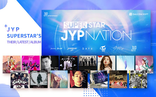 SuperStar JYPNATION modavailable screenshots 9