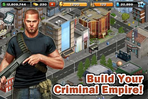 Crime City (Action RPG) apktreat screenshots 1
