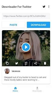 Download Twitter Videos – GIF | Tweet Downloader Apk Download NEW 2021 2