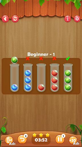 Ball Sort Puzzle: Fruit Color  screenshots 3