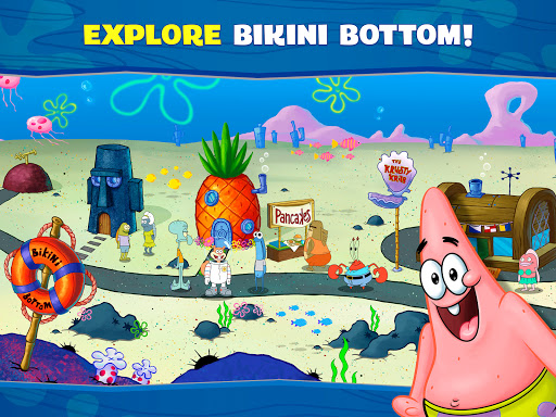 SpongeBob: Krusty Cook-Off 1.0.38 screenshots 12