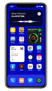 Poma iOS14 For KWGT PRO Apk 1.8 (Full Paid) 8