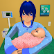 Anime Family Life Simulator: Pregnant Mother Games