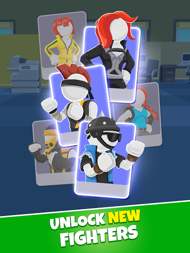Match Hit - Puzzle Fighter  screenshots 11