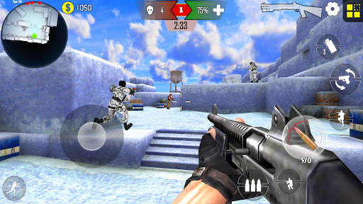 Pixel Gun Strike: CS Shooting Wars 8.4 screenshots 3