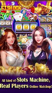 Fish Box - Casino Slots Poker & Fishing Games screenshots 5