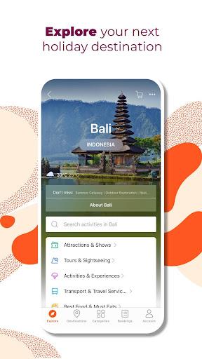 Klook: Travel & Leisure Deals 5.55.0 Screenshots 2