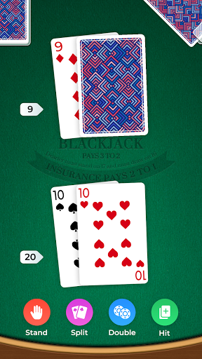 Blackjack 1.1.6 screenshots 12