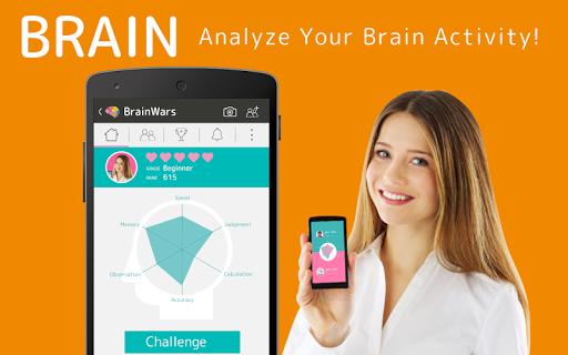 Brain Wars apktram screenshots 5