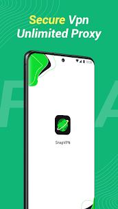 Snap VPN – Super Fast VPN Master Proxy v1.3.1 [Premium] by Key APP Team 1