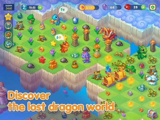 Dragon Magic - Merge Everything in Magical Games screenshots 11