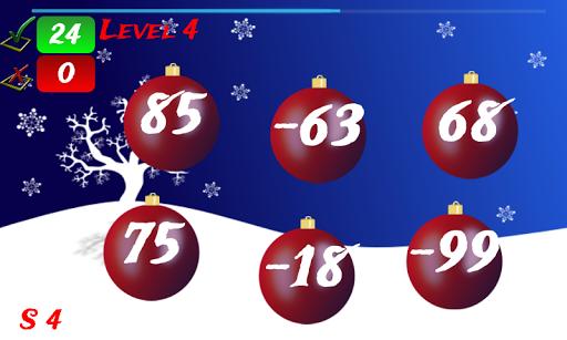 Christmas Games Math Santa 2.2 screenshots 6