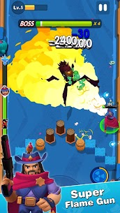 Crack Shooter Mod Apk (Unlimited Gold Coins and Diamonds) 3