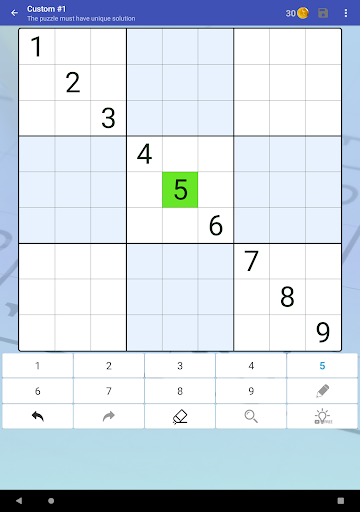 Sudoku Free - Classic Brain Puzzle Game  screenshots 12