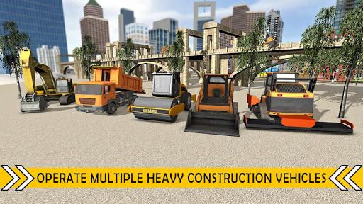 Road Builder City Construction 1.9 screenshots 6