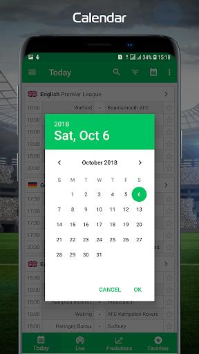 Football.Biz Live Score 2.0.2 Screenshots 6
