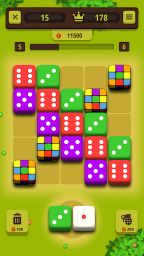 Dice Craft - 3D Merge Puzzle  screenshots 3