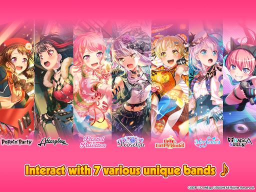 BanG Dream! Girls Band Party!  screenshots 15