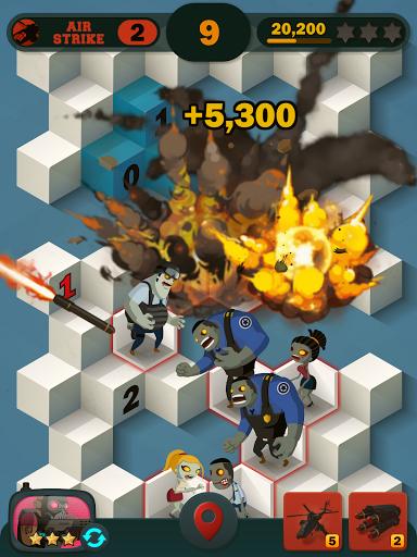 Zombie Sweeper: Seek and Strike Puzzle 1.2.103 screenshots 15