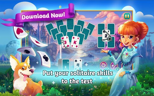 Solitaire Family World  screenshots 11