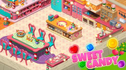 Candy Legend: Manor Design 123 screenshots 6