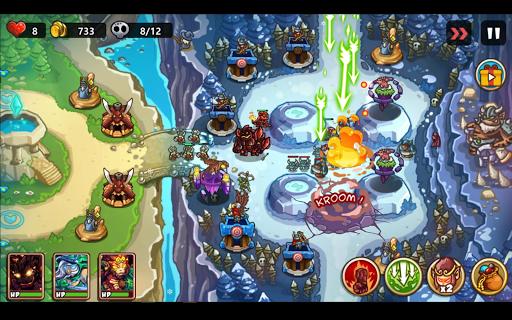 Kingdom Defense:  The War of Empires (TD Defense) 1.5.7 Screenshots 15