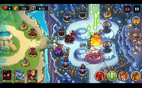 Kingdom Defense:  The War of Empires (TD Defense) 1.5.7 Screenshots 23