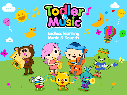 Baby Piano For Toddlers: Kids Music Games 1.4 screenshots 7