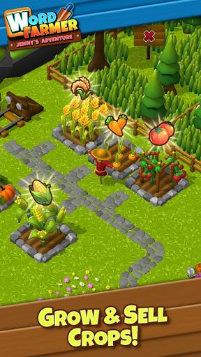 Word Farmer: Jenny's Adventure  screenshots 3