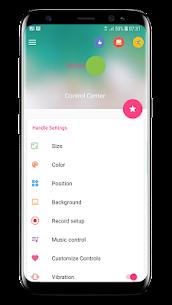 Control Center iOS 15 MOD APK 4