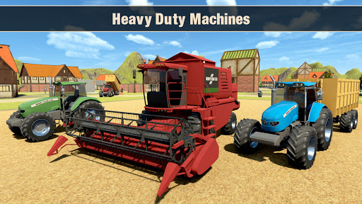 Real Tractor Driving Games- Tractor Games 1.0.13 Screenshots 6