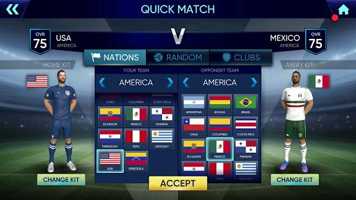 Soccer Cup 2021: Free Football Games Apkfinish screenshots 1