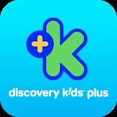 icono Discovery Kids Plus - dibujos animados para niños