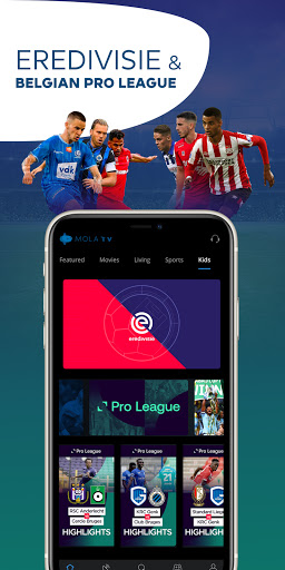 MOLA - Broadcaster Resmi Liga Inggris 2019-2022 android2mod screenshots 3