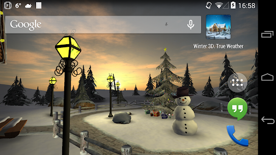 Winter 3D True Weather v6.04 [Patched] 4