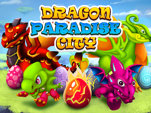 Dragon Paradise City: Breeding War Game  screenshots 10