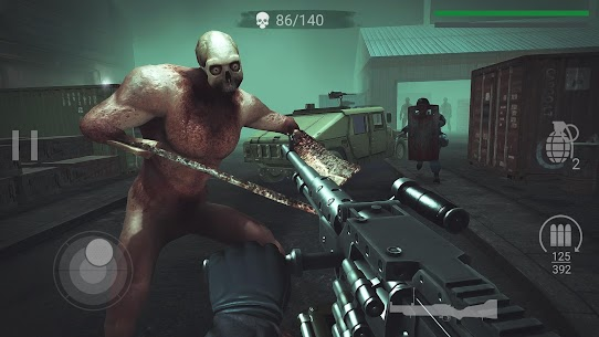 Zombeast: Survival Zombie Shooter APK + MOD (Unlimited Money) 5