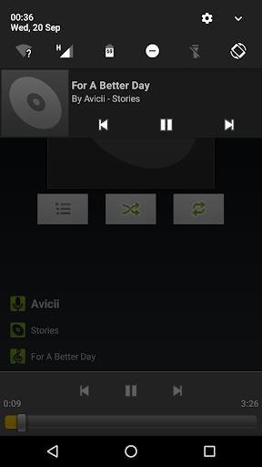 AOSP Music+ 1.3.1a Screenshots 3