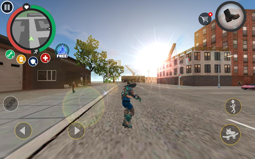 Rope Hero: Vice Town  screenshots 4