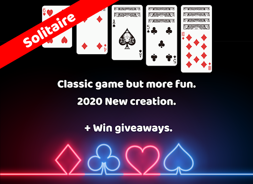 Solitaire - Play Card game & Win Giveaways 1.537 screenshots 1