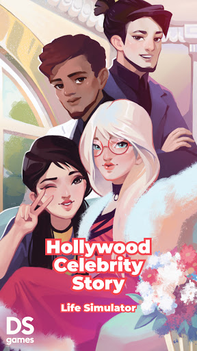Code Triche Hollywood Celebrity Story Life Simulator (Astuce) APK MOD screenshots 1