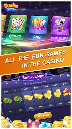 Domino QiuQiu KiuKiu Online(koin gratis) 2.3.9 Screenshots 7