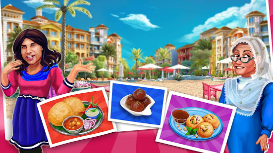 Cooking with Nasreen: Chef Restaurant Cooking Game 1.9.2 Screenshots 5
