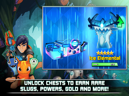 Slugterra: Slug it Out 2 Screenshot