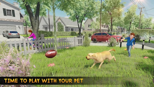 Family Pet Dog Home Adventure Game 4