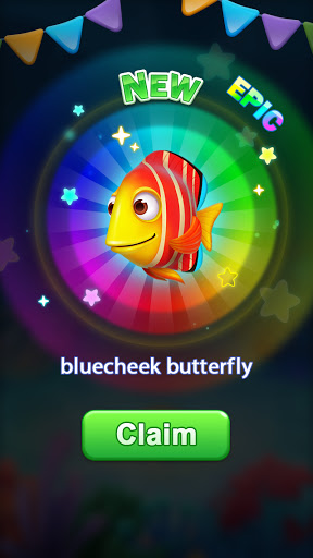 Solitaire 3D Fish 1.0.3 screenshots 5