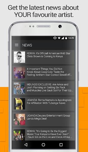 Mdundo - Free Music 11.4 Screenshots 8